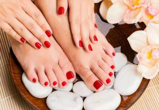Manicures, Pedicures, Enhancements & Waxes