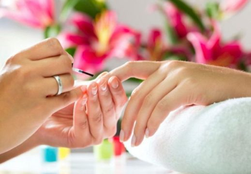 Best Nail Spa Treatment